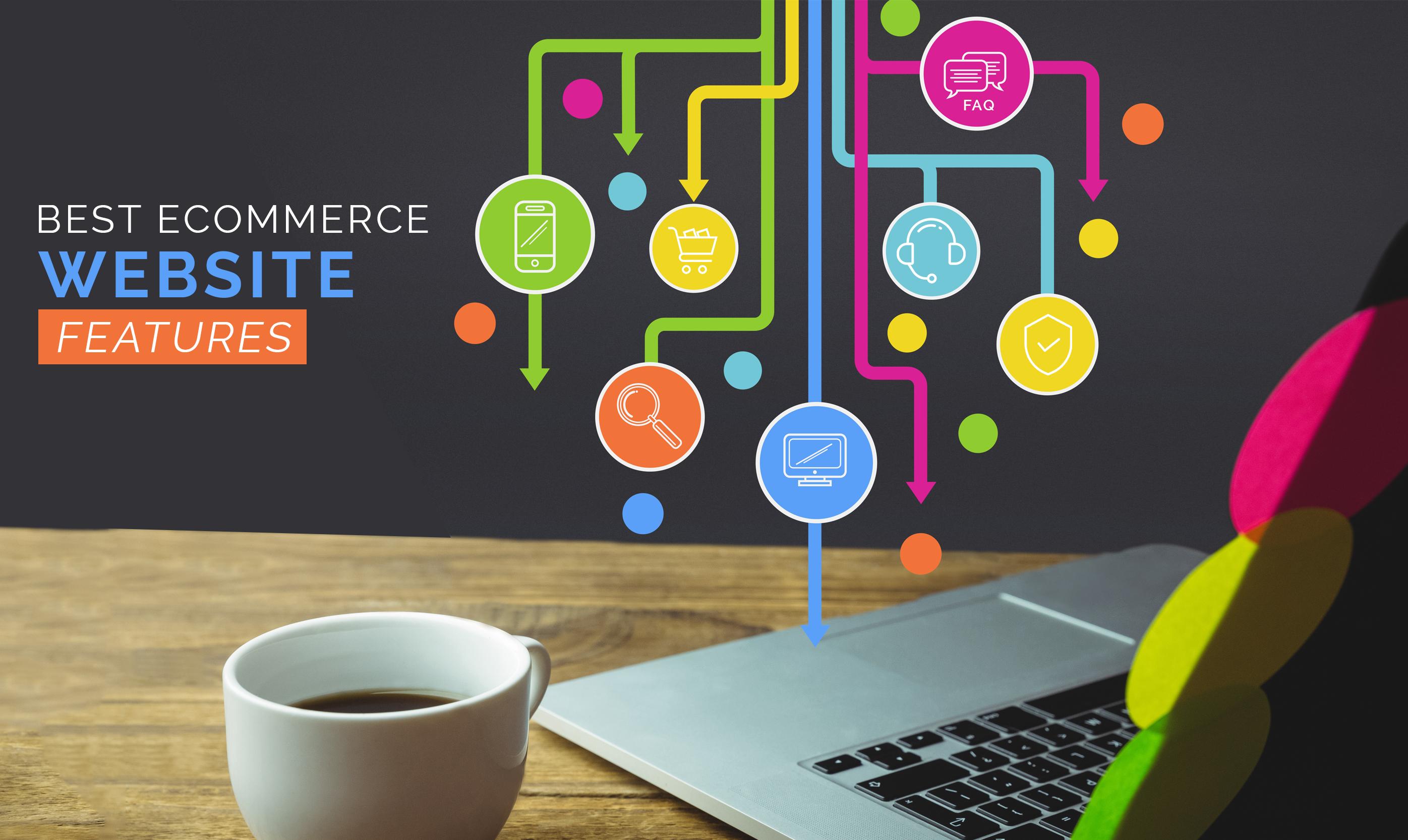 Best Ecommerce Website Features