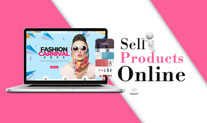 Sell Products Online India